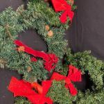 Lot 57: Wreaths