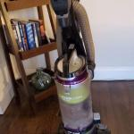 Lot 114:  Bissell Power Clean Bagless vacuum cleaner.