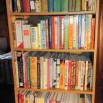 LOT  498   MANY COOKBOOKS
