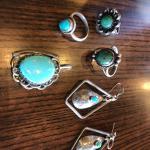 Silver Native American Jewerly