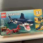 NEW 3 in 1 sets.  1 set is a ocean theme and 2nd set is the mighty dinosaur. NEW