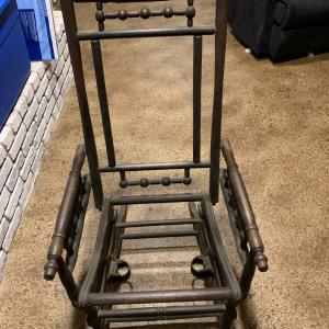 Photo of Antique Rocking Chair