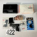 LOT#L422: Taurus G2C 9mm