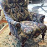 18th Century Vintage Antique Arm Chairs (Pair)
