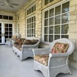 Bar Harbor Wicker Style Patio Chair