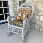 Bar Harbor Wicker Style Rocker