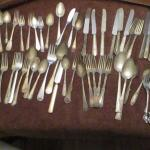 Lot 245 - Stainless & Silver Plated Silverware - Manor House Crosby Stratford DO