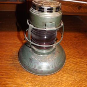 Photo of LOT  530  NO. 40 TRAFFIC GARD LAMP