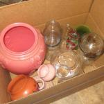 Lot 185 - Collection of Vases LOCAL PICK UP ONLY