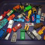 Tootsie Toy Cars & Truck Lot