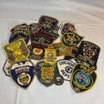 Law Enforcement Patches & Pins