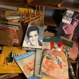 Photo of Lot 167. Vintage magazines, large selection of children's books and magazines,