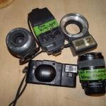 Misc. Camera & Lens