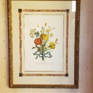 Photo of 4 Gold Kitchen Frames