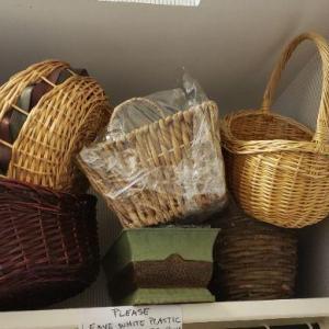 Photo of Basket/Craft Lot