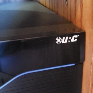 Photo of URC Multi Zone Amplifier