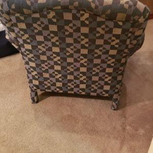 Photo of High Back Room Chair