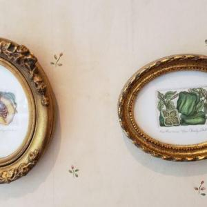 Photo of 6 Small Gold Frames