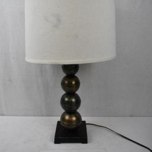 Photo of Table Lamp. Works. Lamp Shade needs cleaning