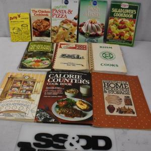 Photo of 11 Cookbooks: Betty G -to- Essentials of Home Production & Storage