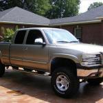 Clean 2000 Chevrolet Silverado 1500 LT