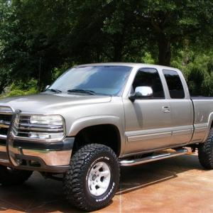Photo of 2000 Chevrolet Silverado 1500
