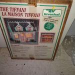 Vintage Doll House Kit - The Tiffani La Maison Doll House