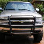 Runs 2000 Chevrolet Silverado 1500 LT