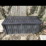 Lot OS 10: Keter Outdoor Storage Container