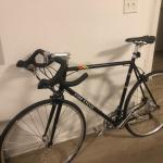 A new 15speed Pure Cycles Bike