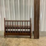 Antique Full/Double Jenny Lind Style Bed