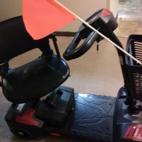 Photo of Electric scooter