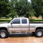2000 Chevrolet Silverado LT  Clean