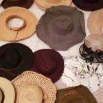 Women's Hat Lot