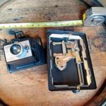 Vintage Polaroid Camera etc.