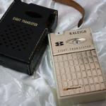 Vintage Raleigh Eight Transistor Radio