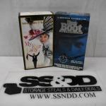 2 Movies on VHS: My Fair Lady & Das Boot Director's Cut