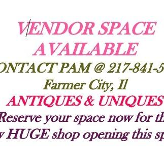 Photo of Vendor Space Available