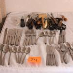 Lot 74 Misc. Flatware #2