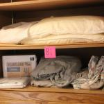 Lot 81 Contents of Linen Closet