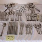 Lot 73 Misc. Flatware #1