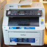 Lot 67 Laser printer Brother All In One printer working