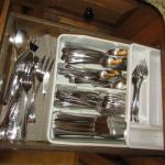 Drawer of Flatware