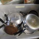 Miscellaneous Pots and Pans