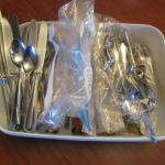 Grouping of Miscellaneous Flatware