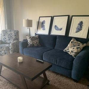 Photo of New love seat and chair