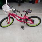 20inch girl talk bike