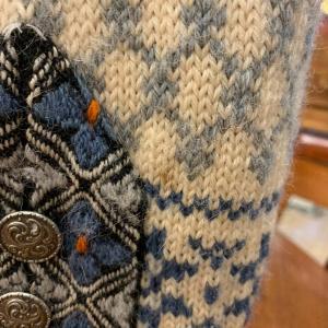 Photo of Vintage Icelandic sweater