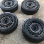 5 lug nut tires