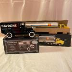 Lot 253 - Havoline Truck Bank and Shell Tanker Truck